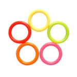"10 pcs Color O-Ring for 1"" Ball Mount"