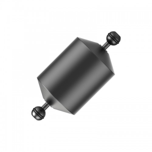 Φ90 * 170mm Aluminum Float Arm - buoyancy 360g