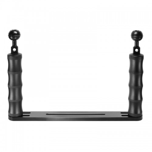 Double Grip Tray Arm Kit for Underwater Camera