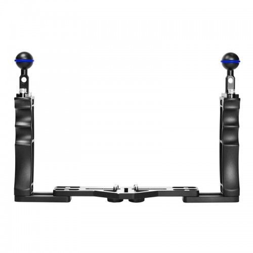 Weightlight Double Grip Tray Arm Kit for Underwater Camera