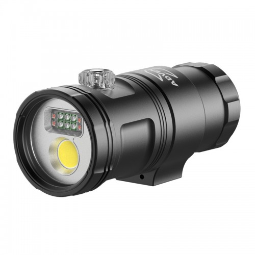 M3000-WRUA II Smart Focus Video Light with Strobe Mode