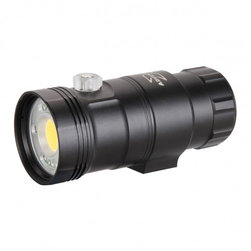 M6000-WRBT Undetwater Video Light (Wide light + Red light + Blue light + Ambient light)